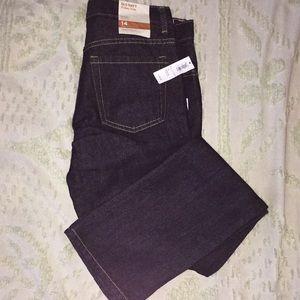 NWT! Size 14 Boys Skinny Jean.